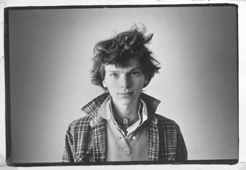Ian Allen in 1985