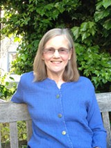 East Bay author Diana McRae.