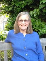 East Bay author Diana McRae.