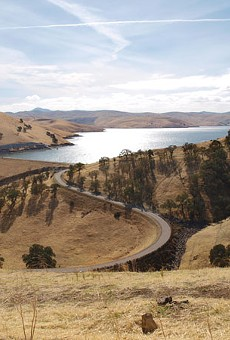 EBMUD could save the Mokelumne by going in on the enlargement of Los Vaqueros Reservoir.