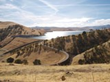 EARMUFFBOY/FLICKR (CC) - EBMUD could save the Mokelumne by going in on the enlargement of Los Vaqueros Reservoir.