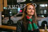 "BERT JOHNSON - Erin Kilmer Neel says Plaid Friday ""resonates with people."""