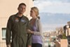 Ethan Hawke and January Jones star in<i> Good Kill</i>.