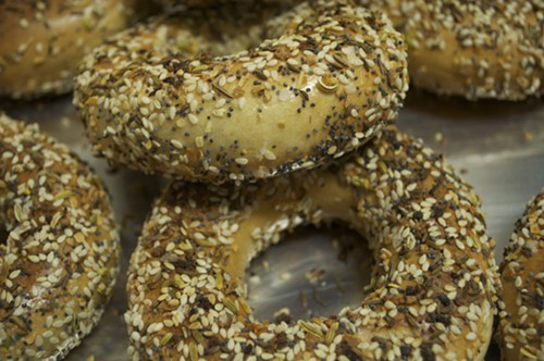 Everything bagels.