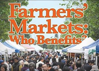 Farmers' Markets: Who Benefits?