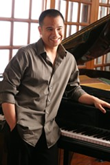 Filipino-North American jazz pianist Victor Noreiga will present his first composition for classical orchestra.