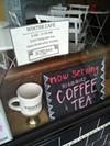"Five mornings a week, Scream Sorbet hosts a ""Winter Cafe."""