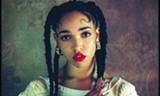 R&B ARTIST FKA TWIGS.