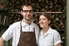 Fred Sassen and his wife Elizabeth Sassen are the co-owners and chefs at Homestead, an Oakland farm-table restaurant that plans to eliminate tipping.