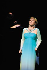 COURTESY OF HOUSTON GRAND OPERA - Frederica von Stade.