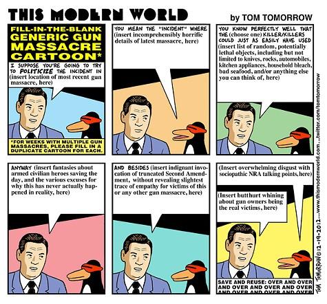 Generic Gun Cartoon