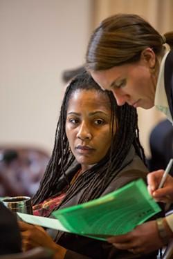 Councilmember Lynette Gibson McElhaney. - BERT JOHNSON/FILE PHOTO