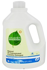 GoodGuide.com gives high marks to products by Seventh Generation.
