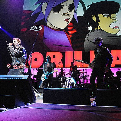 Photos: Gorillaz