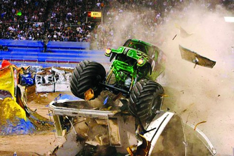 Grave Digger, not looking a day over 29