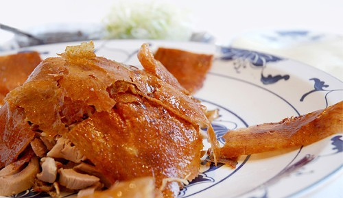 Great Chinas legendary Peking Duck