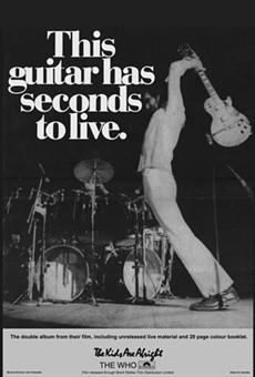 Green Day's Billie Joe Armstrong to Open Broken Guitars in Oakland
