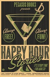 RICH BLACK - Happy Hour Stories