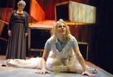 DAVID ALLEN - Hecuba watches Cassandra melt.