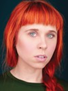 Holly Herndon digs the sound of acryllic nails rapping on an iPhone.