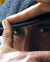 BAYETÉ ROSS-SMITH - Homeless filmmaker Johnny Shaw has produced a - powerful feature-length documentary.