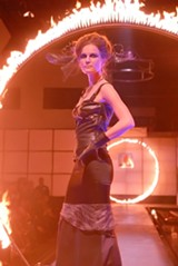 STEPHANIE EDMARK - Hot Couture 2008.