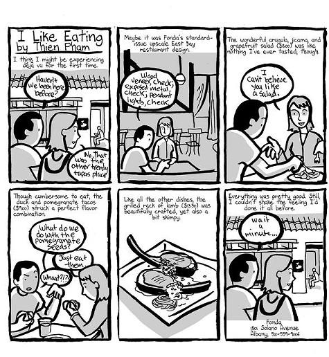 I Like Eating