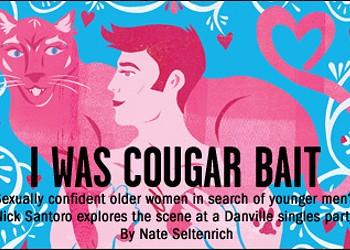 I Was Cougar Bait