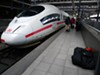 In Germany, high-speed rail is part of a unified, interconnected transportation system.
