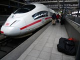 JON CREL/FLICKR (CC) - In Germany, high-speed rail is part of a unified, interconnected transportation system.