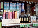 JESSICA CAREW KRAFT - Incense is sold at health food places like Whole Foods and Berkeley Bowl.