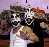 Insane Clown Posse is not welcome in the bedroom.