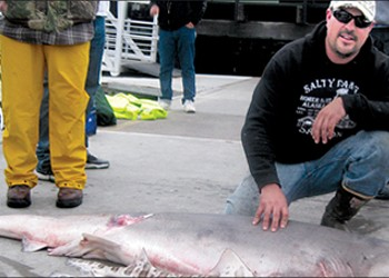 Is San Francisco Bay Fished Out?