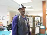 REBECCA RUIZ - Ishman Finister had lost his health-care coverage before getting Medi-Cal through Obamacare.