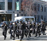 MATTHEW JAMES BERG/FLICKR.COM - It costs money to deploy all those cops.