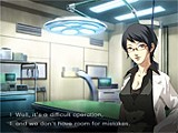 It's not bad anime porn -- it's Trauma Center: Second Opinion.