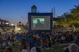 DARRELL SANO - Jack London Square's Waterfront Flicks screens a mix of recent blockbusters, family friendly films, and cult classics.