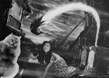 Japanese horror flick Hausu plays at The New Parkway.