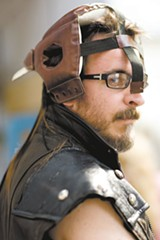 JESSICA POLOPOLI - Jason Craig played Beowulf in the year's best play.