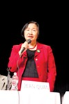 Jean Quan has been a tireless campaigner.