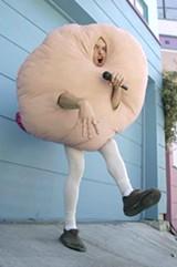 Jelly Donut.