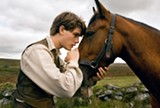Jeremy Irvine stars as Albert in War Horse.