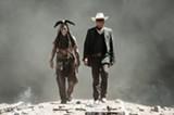 Johnny Depp and Armie Hammer star in Disney's new, hopelessly corny Lone Ranger reboot.