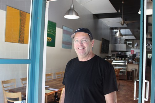 Joseph Dunbar, chef-owner of Kitchen 388