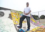 PHOTO BY MAYA SUGARMAN - K-Dub is sprucing up West Oakland's DeFremery Park.