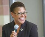 Karen Bass, the new speaker of the California Assembly.