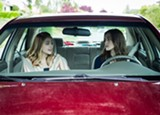 Keira Knightley (right) stars in Laggies