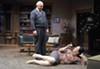 Ken Grantham plays Tobias as a man of minimalist expression<i>.</i>