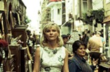 Kirsten Dunst stars in the Patricia Highsmith adaptation The Two Faces of January.