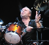 GELU SULUGIUC - Lars Ulrich: At 44, he still has spit for the fans.